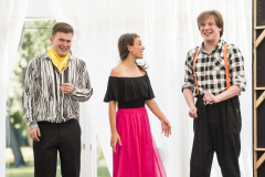 Opera Photography, Ba-ta-clan at West Green House Opera