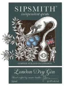 sipsmith gin logo